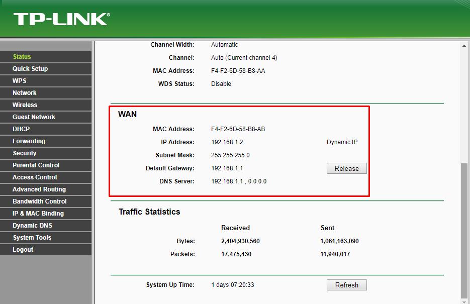 TP-Link Router Setup – 192 168 l l